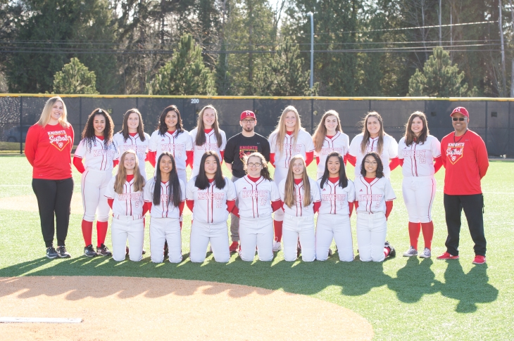 2018 Newport Fastpitch Team